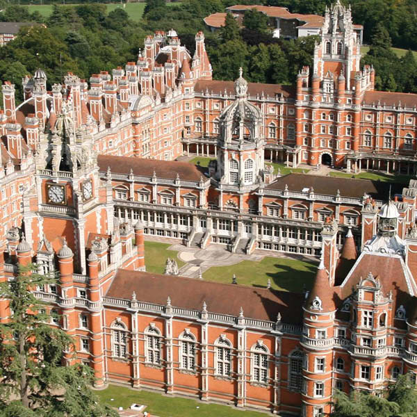Area Londra – Egham – Royal Holloway College