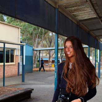 Eva Bimestre In Australia - High School Program TRINITY VIAGGISTUDIO