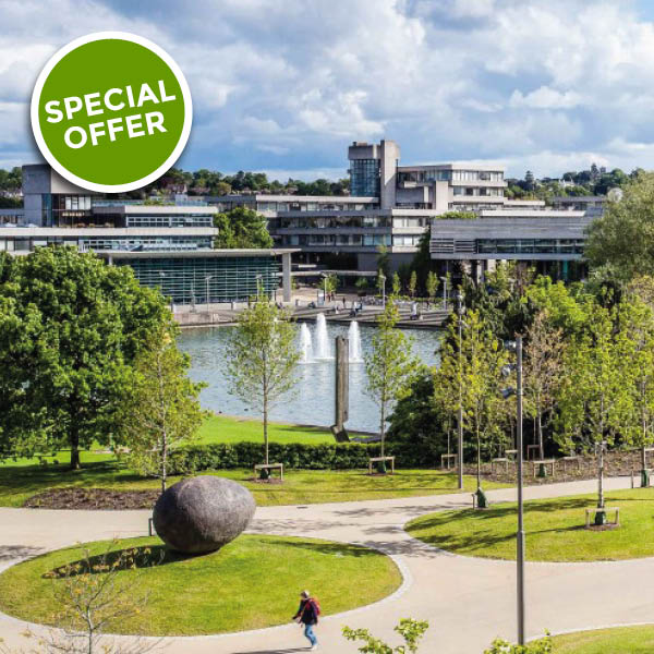 Special Offer - Dublino-University College of Dublin TRINITY VIAGGISTUDIO