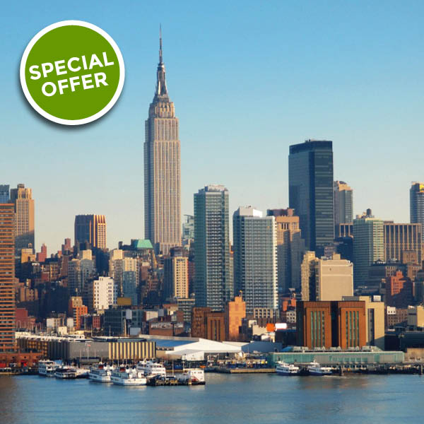 Special Offer - New York - Fordham University TRINITY VIAGGISTUDIO