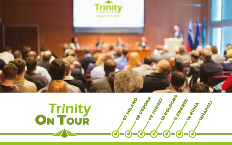 TRINITY VIAGGISTUDIO ON TOUR