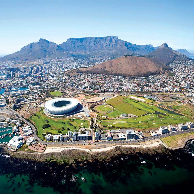 Cape Town – Integration Stay