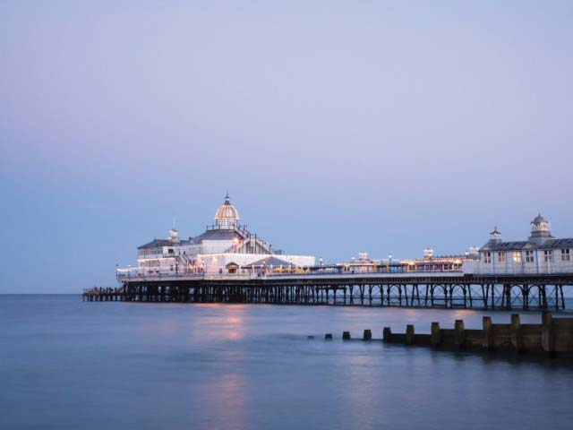 Eastbourne City inghilterra