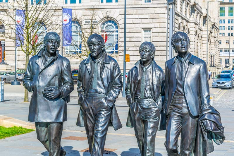 Museo Beatles a Liverpool in Inghilterra