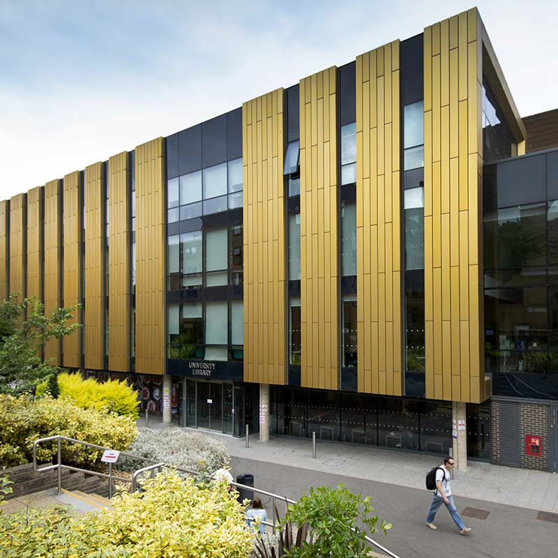 Londra University Of Surrey Esterno