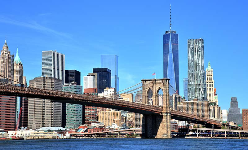 New York Ponte di Booklyn