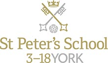 ST Peters s School York stemma
