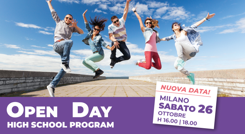 Trinity ViaggiStudio Open Day High School Program Milano