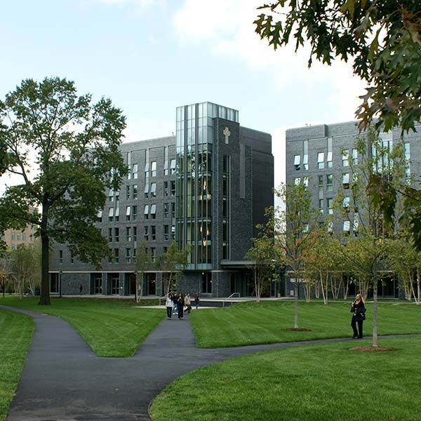 USA New York Fordham Universi Accommodation Residence