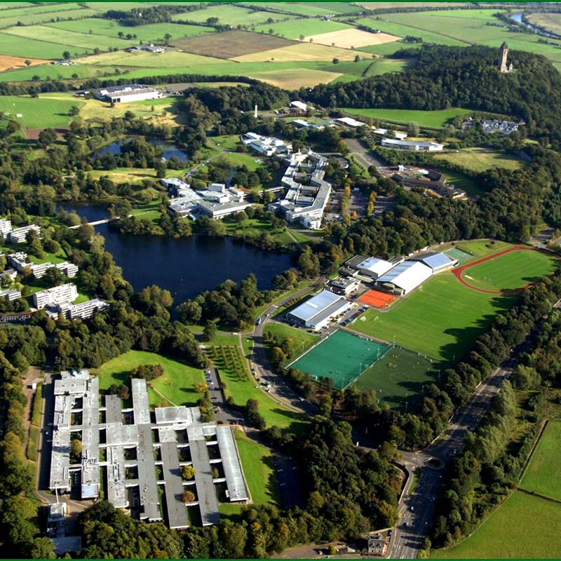 University Of Stirling Campus Overview