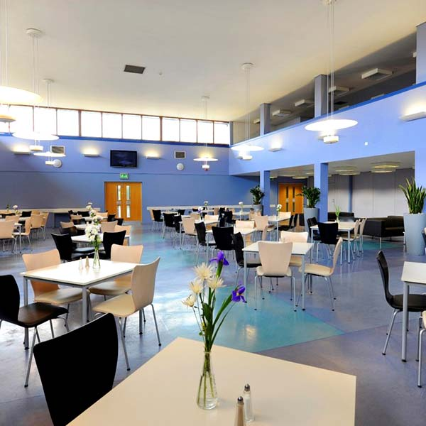 University Of Stirling Possible Canteen Area