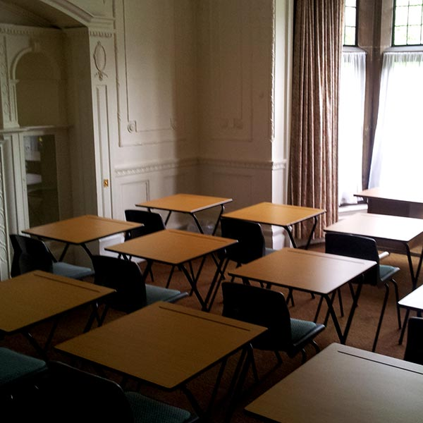University Of Leicester Classroom 1