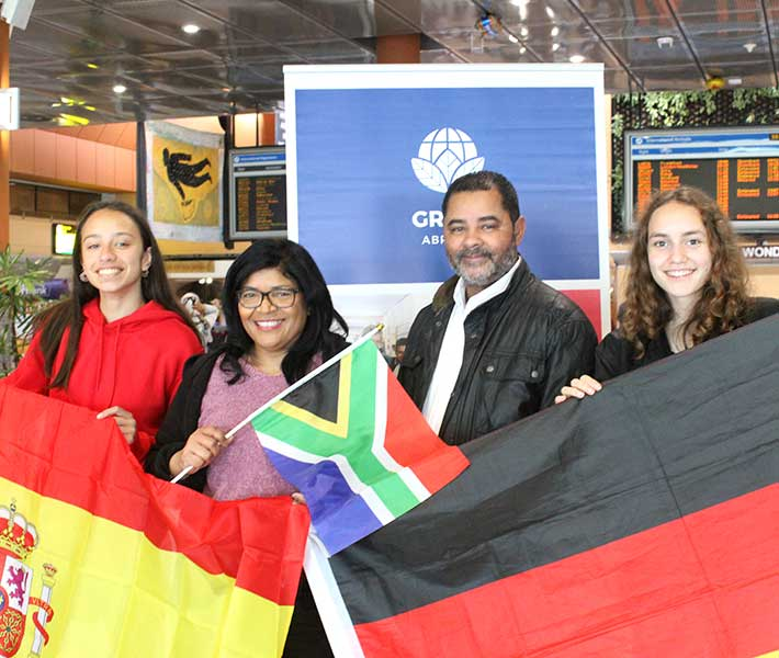 Welcome Cape Town Sudafrica