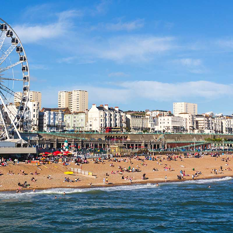 Brighton – Oxford International Brighton