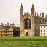 Cambridge Kings College UK