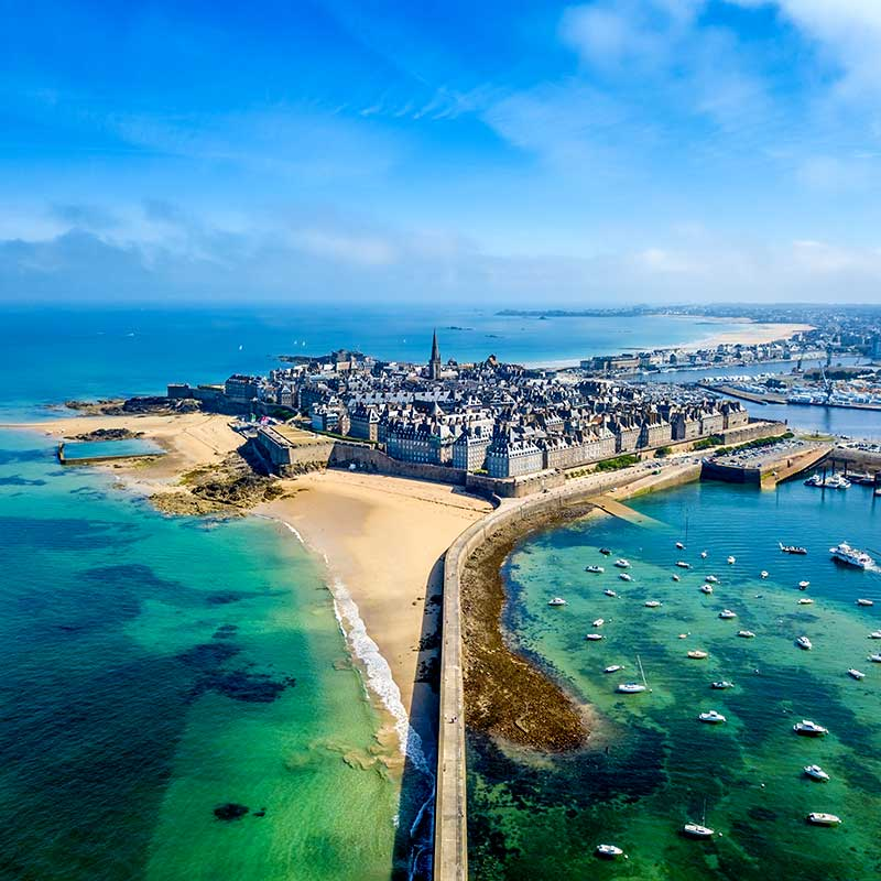 Saint Malo – CEI Centre D'échanges Internationaux
