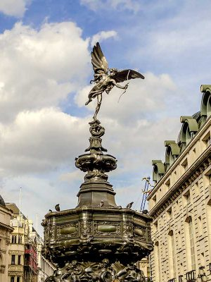 Inghilterra Londra Piccadilly Circus