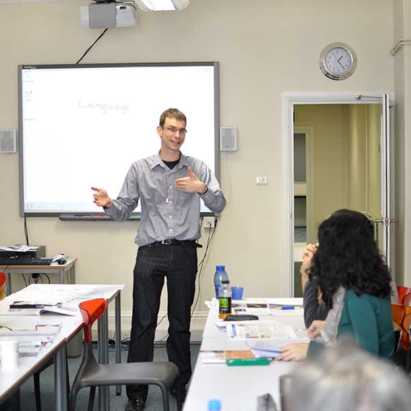 Inghilterra Oxford International School Teacher