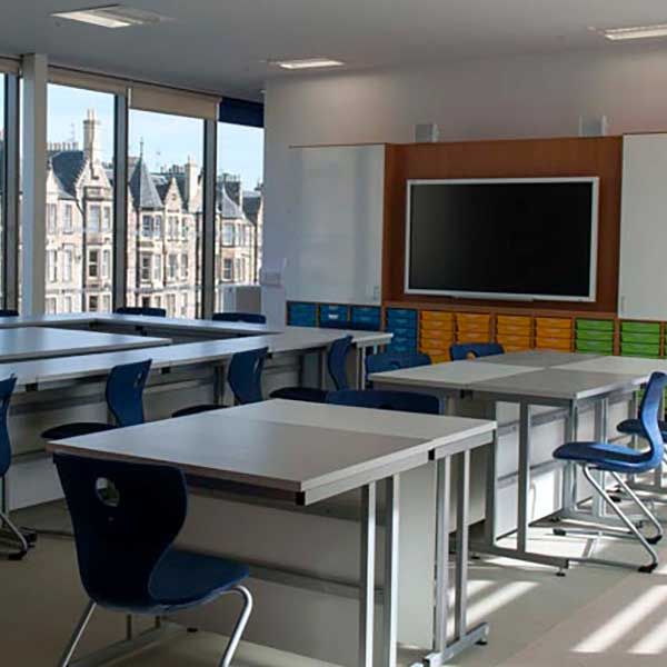 Leeds Swarthmore Education Centre Classroom