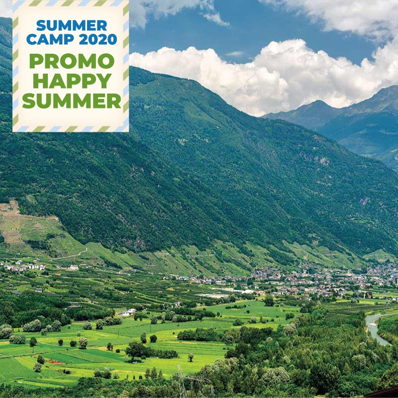 Promo Summer Camp 2020 Aprica In Lombardia