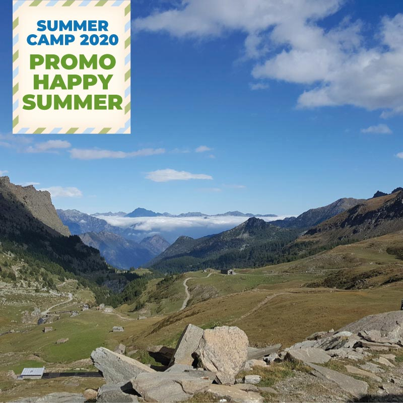 Promo Summer Camp 2020 Champorcher In Valle D'Aosta