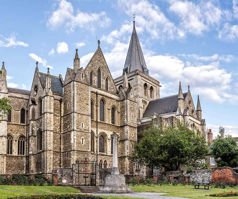 Rochester cattedrale UK