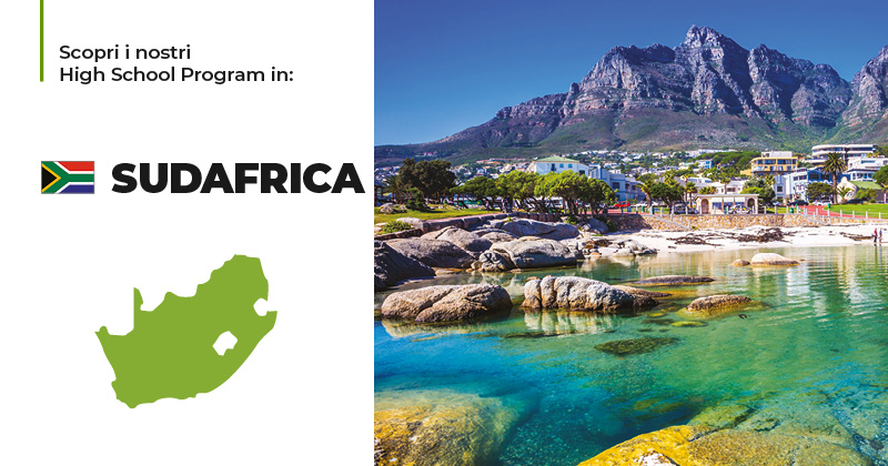 Trinity ViaggiStudio High School Program Sudafrica