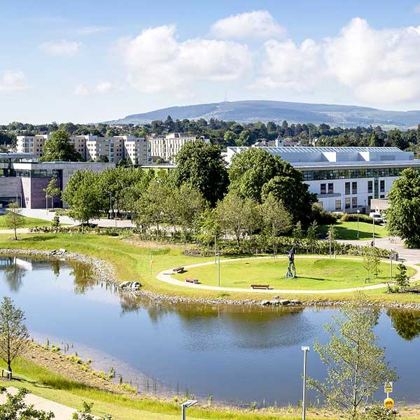 University College Dublin Lake