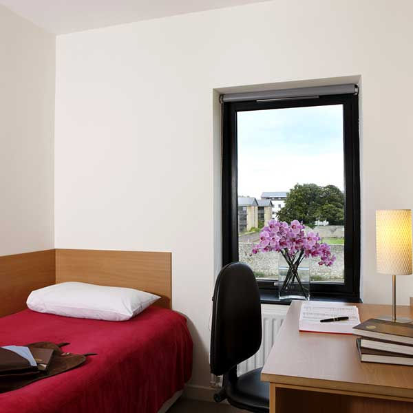 University College Dublin Merville Bedroom