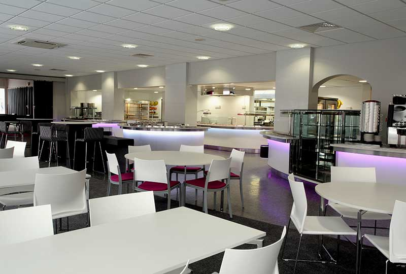 University Of Chester Dining Hall