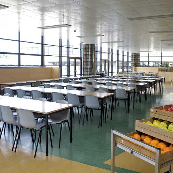 Wesley College Canteen