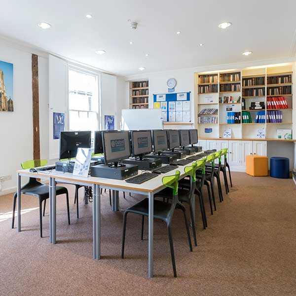 Classroom Oxford International School