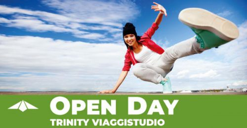 Open Day TRINITY VIAGGISTUDIO