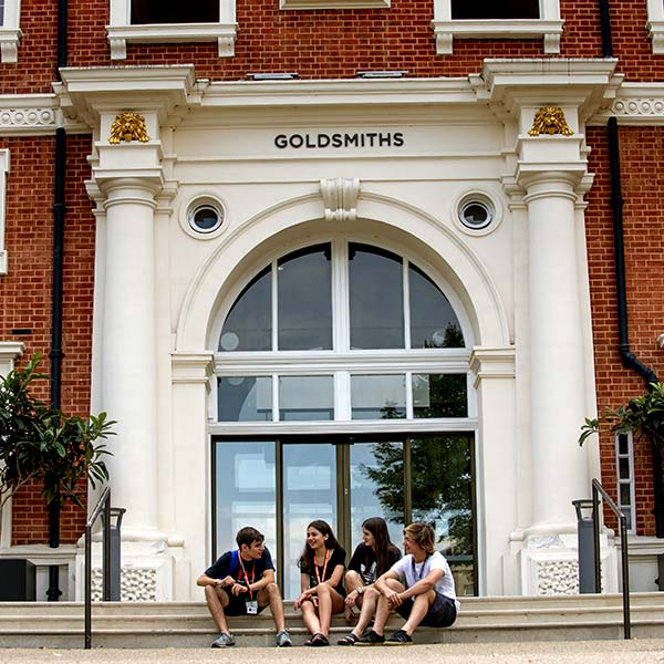 Londra Greenwich Goldsmiths College